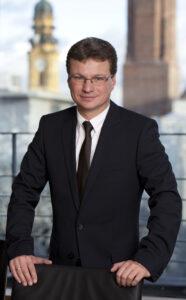 Staatssekretär Bernd Sibler