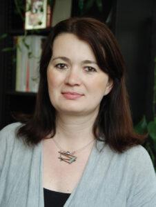 Prof. Dr. Paula Diaconescu ist als Humboldt-Forschungspreisträgerin zu Gast am Lehrstuhl für Anorganische und Allgemeine Chemie (Foto: Penny Jennings; UCLA Department of Chemistry and Biochemistry)