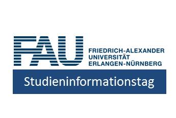 "Zum Artikel ""FAU-Studieninfotag am 23. September 2020"""