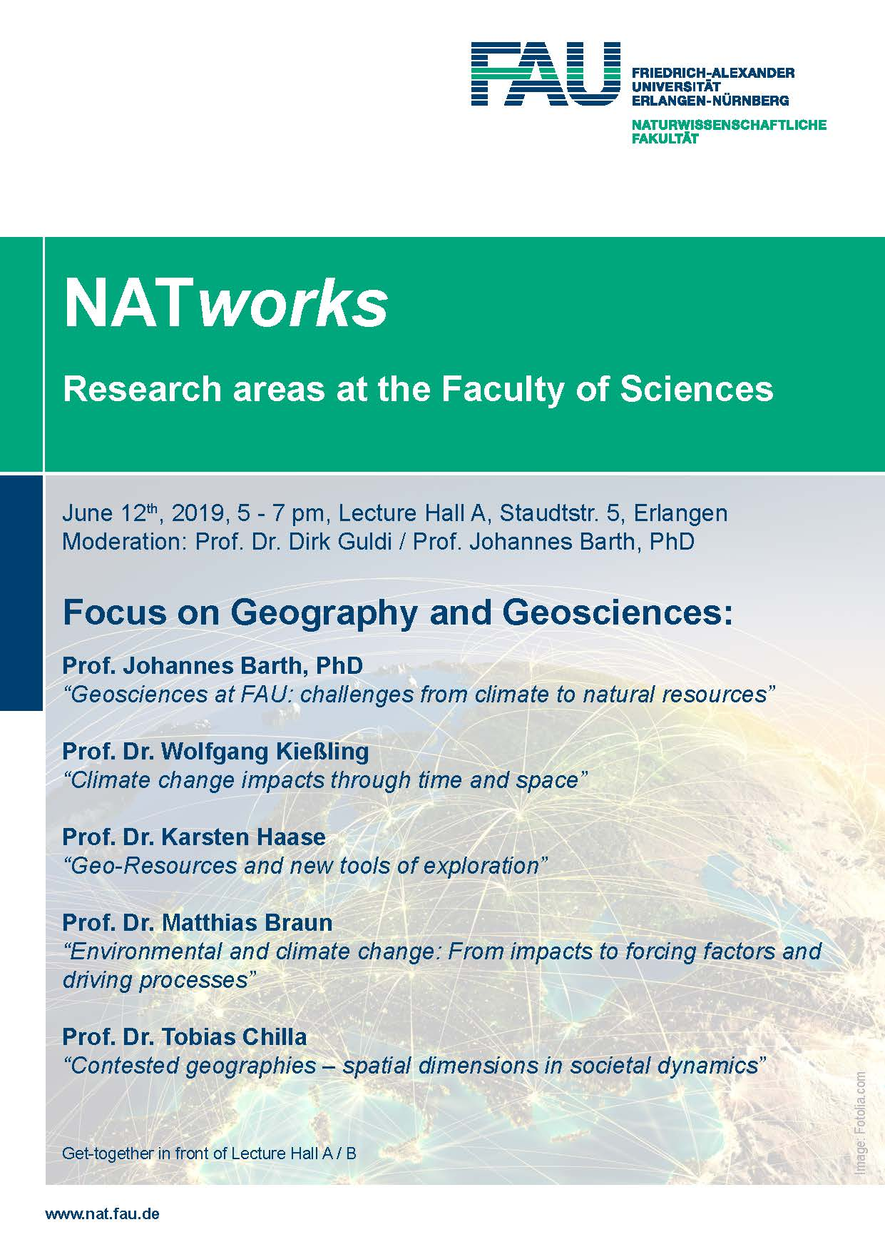 Programm NATworks 12.6.19, siehe: https://www.nat.fau.de/files/2019/06/natworks-03_Geo2019_web.pdf