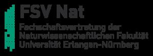 Logo FSV Nat, Fachschaftsvertretung der Naturwissenschaftlichen Fakultät der FAU