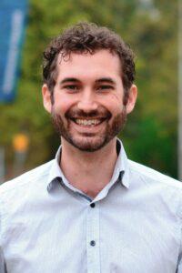 Portrait Dr. Daniel Tenbrinck