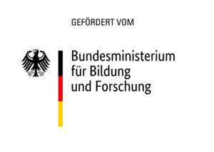 Logo: Gefördert durch das BMBF