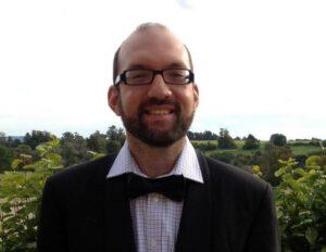 Dr. Kenneth De Baets. (Bild: FAU/Stefanie Klug)